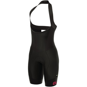 Alé Cycling PRR 2.0 Future Bib Shorts Damen black-fluo pink
